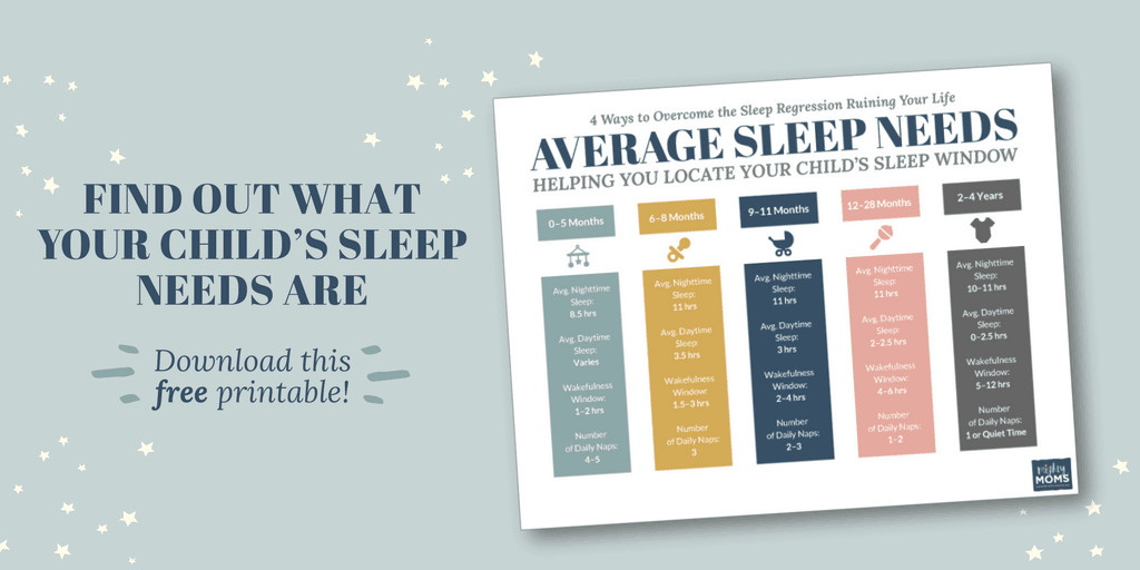 Free Printable for Your Baby's Sleep Needs - MightyMoms.club