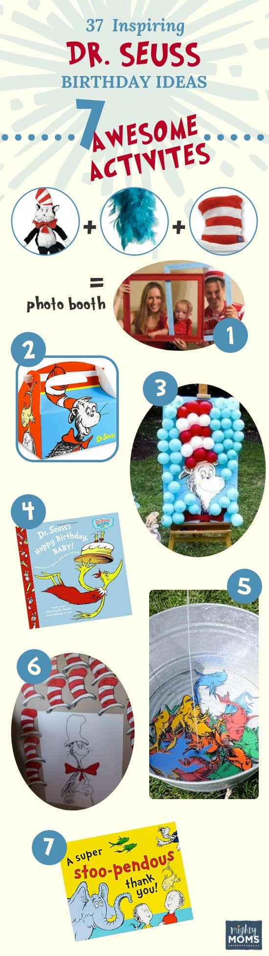 Activities: 37 Inspiring Dr. Seuss Ideas for the Most Fantastic Party in Whoville - Mightymoms.club