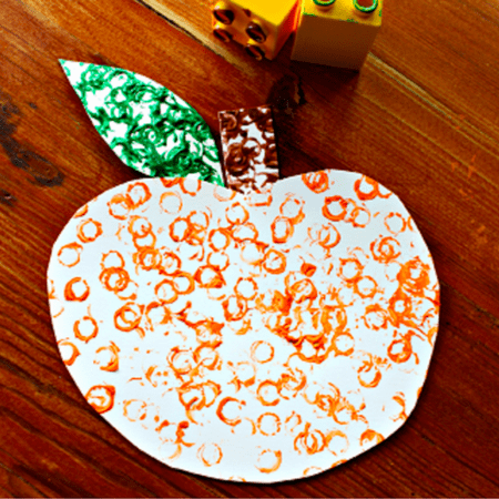 16 Exciting Fall Crafts For Toddlers He Can Do All By Himself