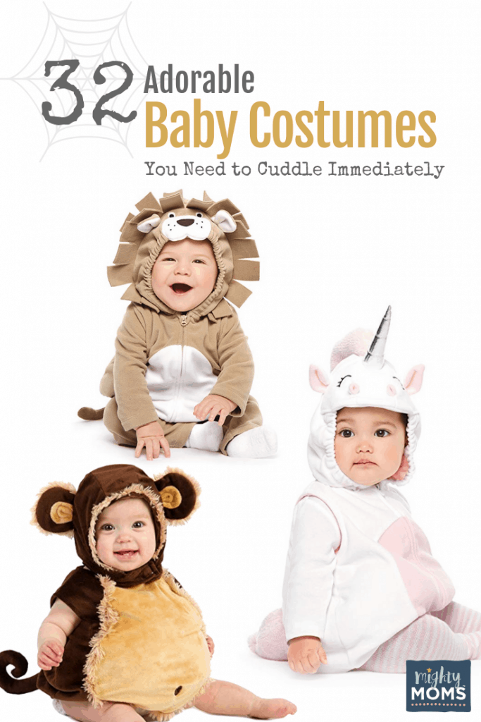 Cuddle these Baby Costumes Immediately! - MightyMoms.club