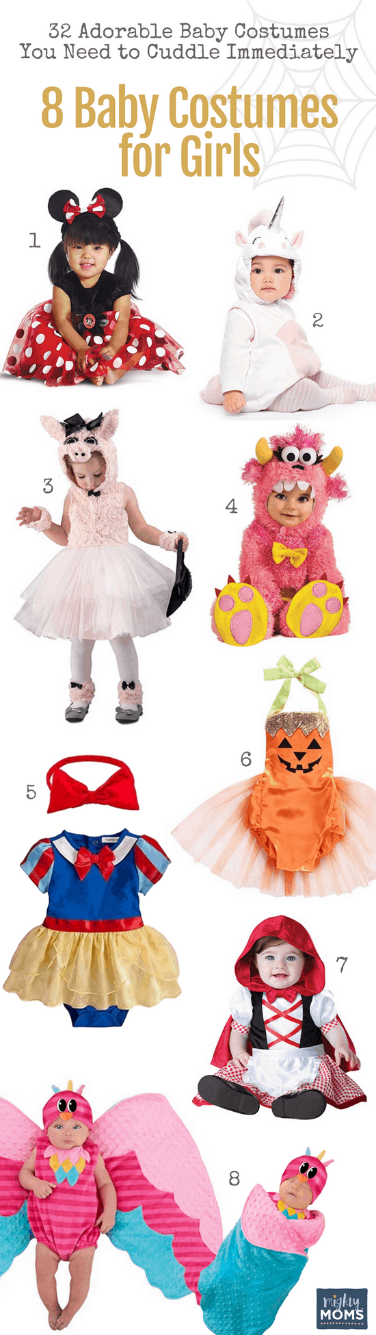 Baby costumes for girls - MightyMoms.club