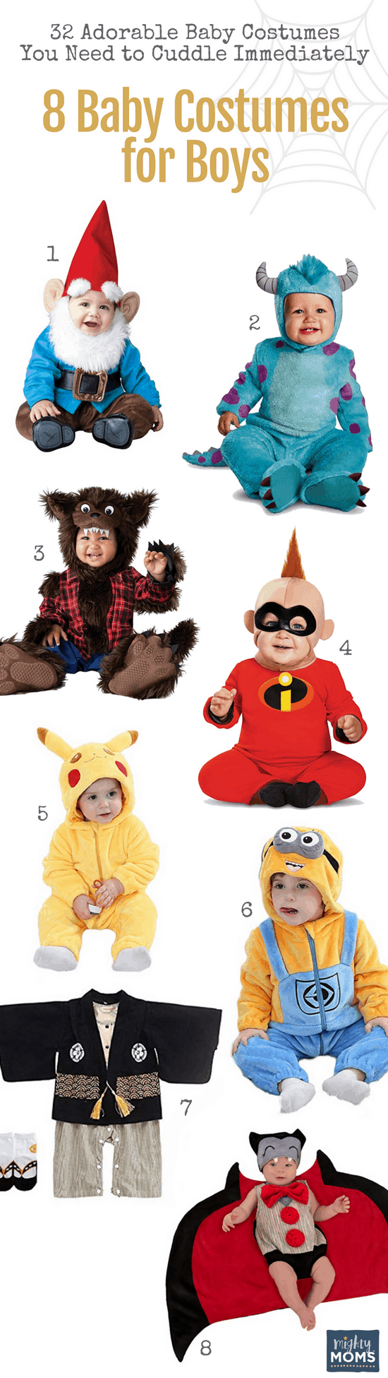 Baby costumes for boys - MightyMoms.club