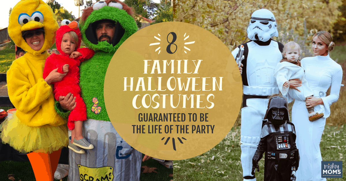 8 Family Halloween Costumes Guaranteed to Be the Life of the Party u2022 The Mighty Moms Club  sc 1 st  The Mighty Moms Club & 8 Family Halloween Costumes Guaranteed to Be the Life of the Party ...