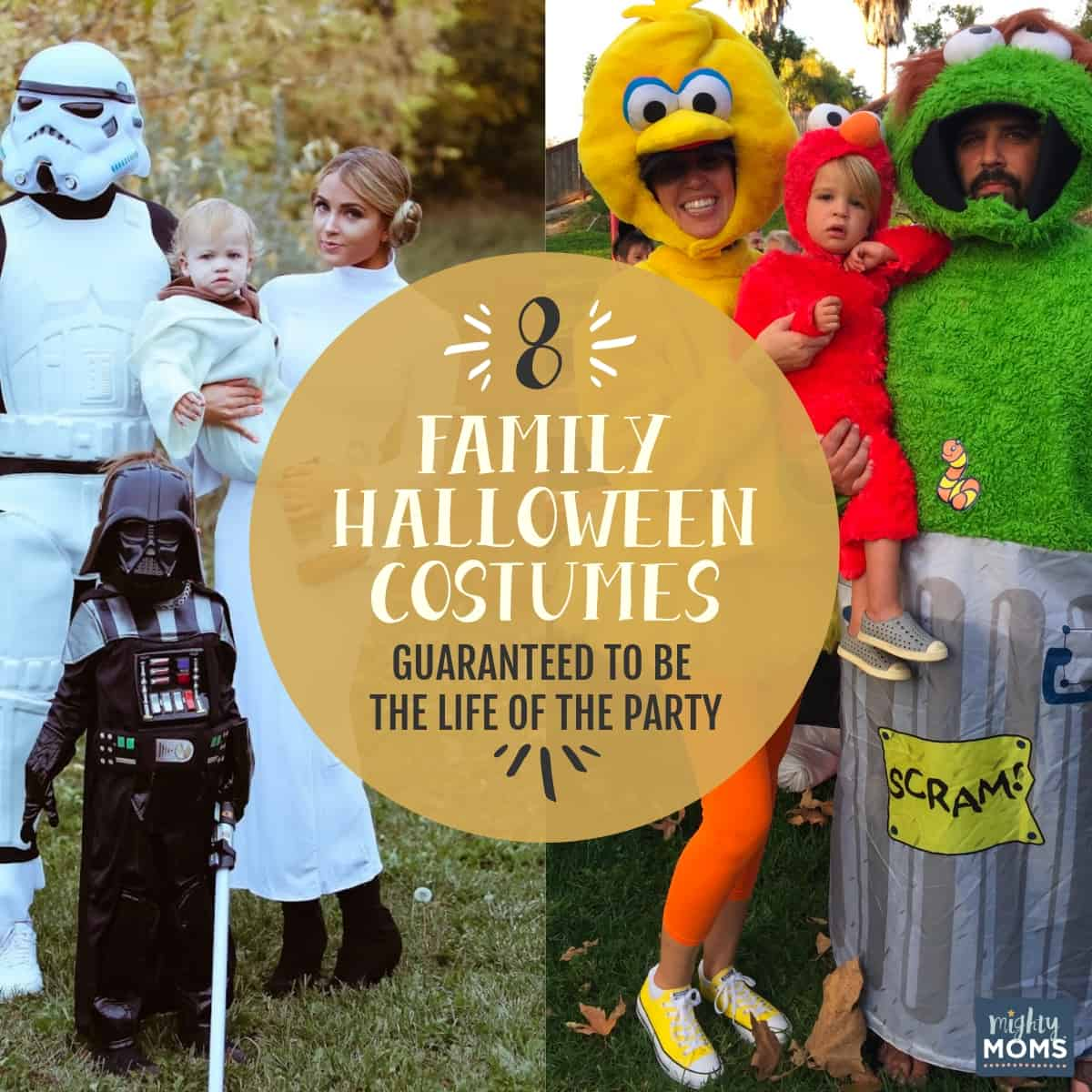 Creative family halloween costumes to try - MightyMoms.club