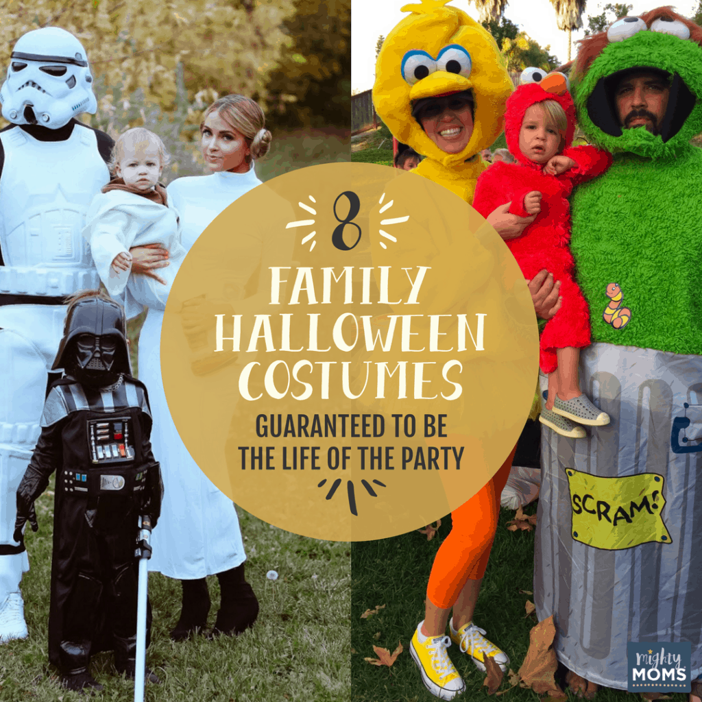 8 Family Halloween Costumes Guaranteed to Be the Life of the Party