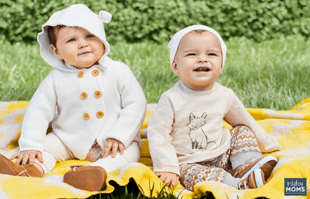 Into the Woods: Fall Baby Clothes That Make You Want to Cuddle - MightyMoms.club