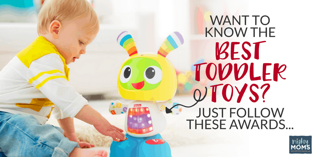 Want to Know the Best Toddler Toys? Just Follow These Awards... - MightyMoms.club