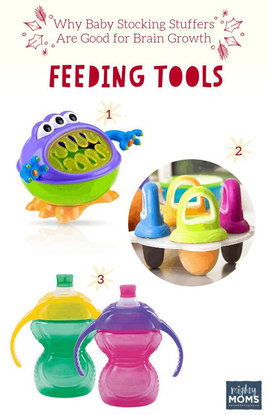 Smart Baby Stocking Stuffers: Feeding Tools - MightyMoms.club