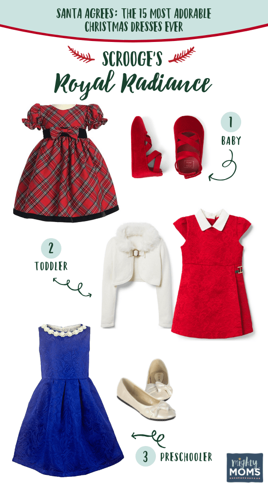 Scrooge's Best Christmas Dresses for Kids - MightyMoms.club