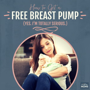 How to Get a Free Breast Pump. (Yes, I'm Totally Serious.) MightyMoms.club