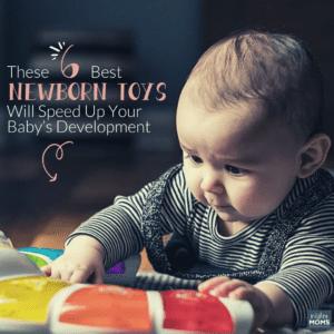 These 6 Best Newborn Toys Will Speed Up Your Baby's Development - MightyMoms.club