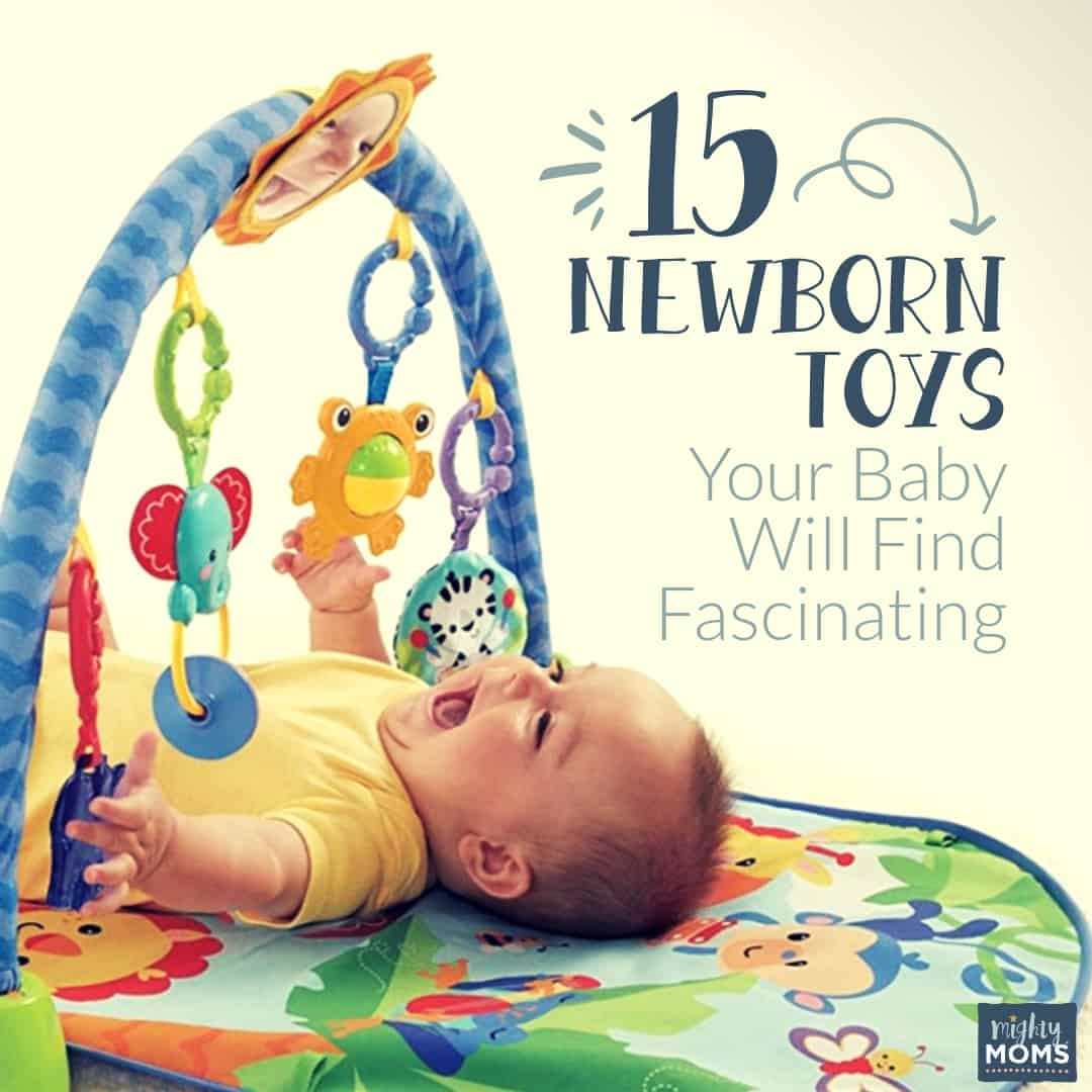 These newborn toys are the perfect distractors | MightyMoms.club