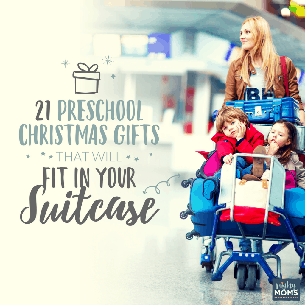 21 Preschool Christmas Gifts That Will Fit in Your Suitcase