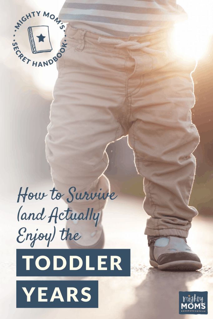 How to Survive (and Actually Enjoy) The Toddler Years - MightyMoms.club