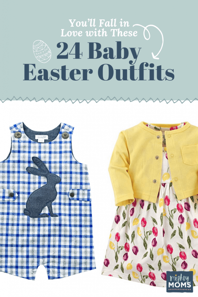 These baby Easter outfits are a cut above the rest - MightyMoms.club
