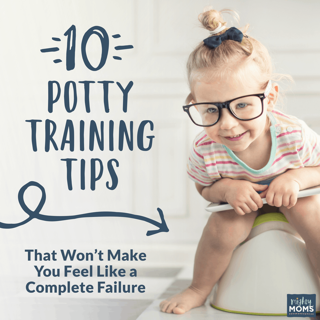 10 helpful potty training tips - MightyMoms.club