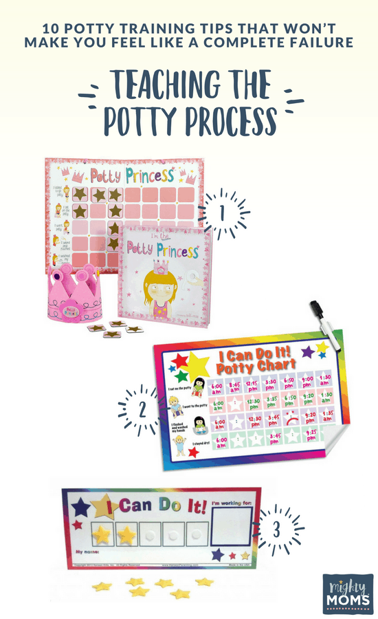 Potty Training Tips: Reward Charts to Track Progress - Mightymoms.club
