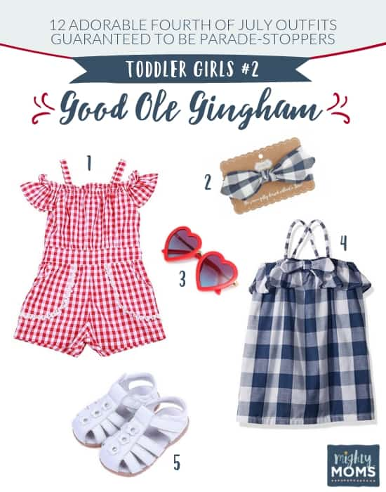Fourth of July Outfits for Toddler Girls #2 - MightyMoms.club