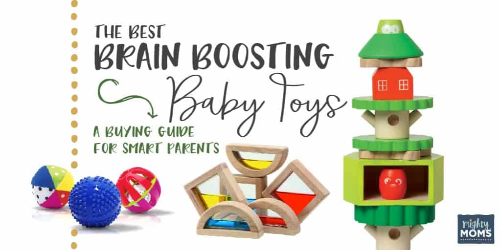 The Best Baby Toys In 2019 Boost Your Babys Brain Through Play