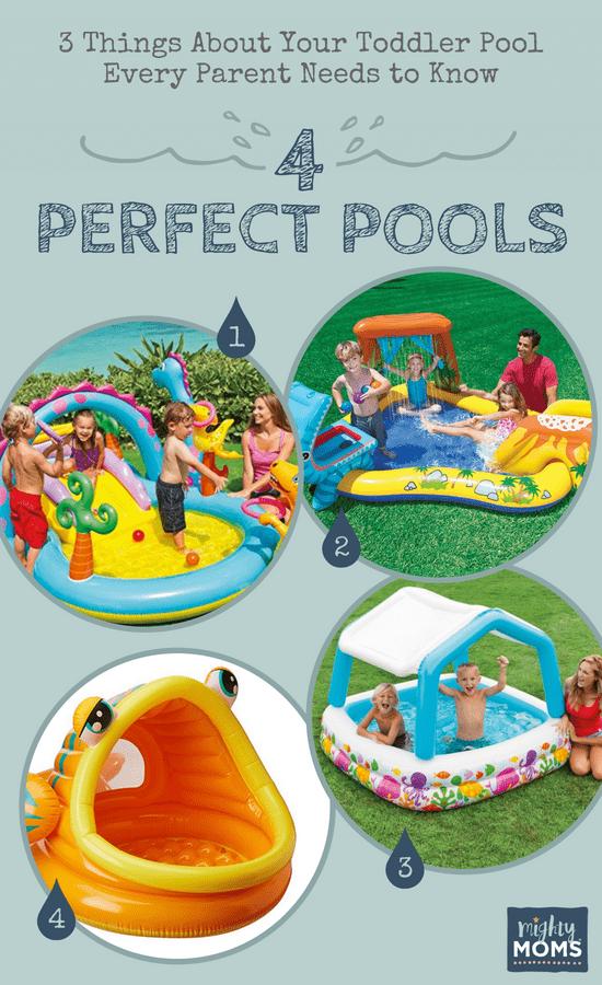 Affordable Toddler Pools
