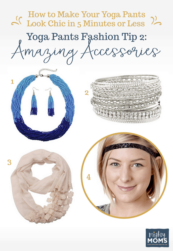 Fast Fashion Tips for Adding Accessories - MightyMoms.club