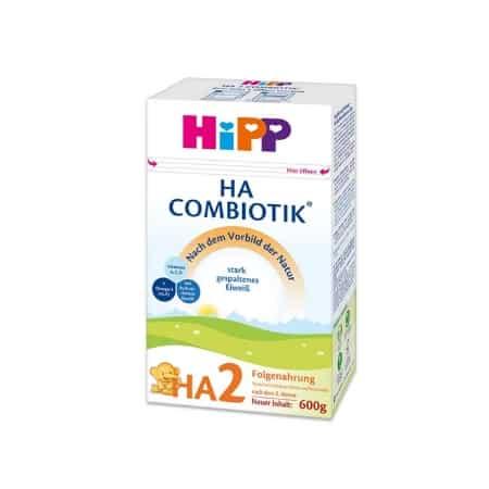 baby formula allergy symptoms - organic hypoallergenic