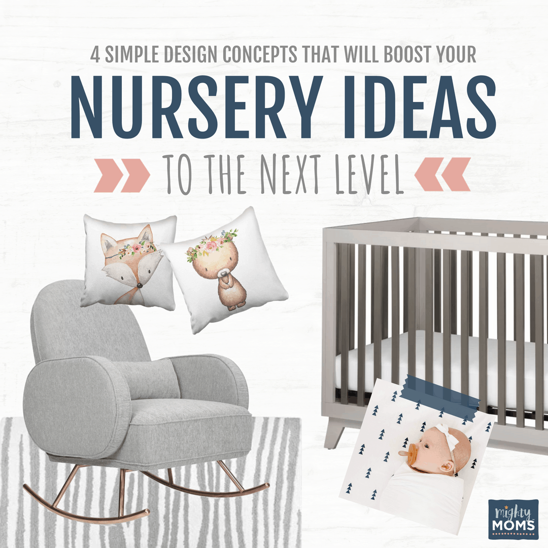 Take Your Nursery Ideas to the Next Level - MightyMoms.club