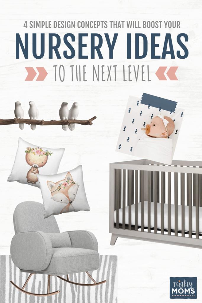 Take Your Nursery Ideas to the Next Level - MightyMoms.club