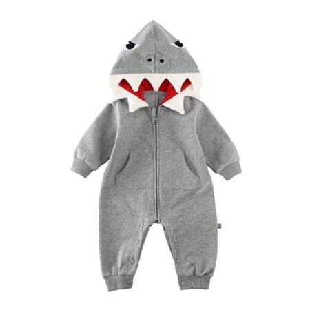 Baby Shark Costume - MightyMoms.club