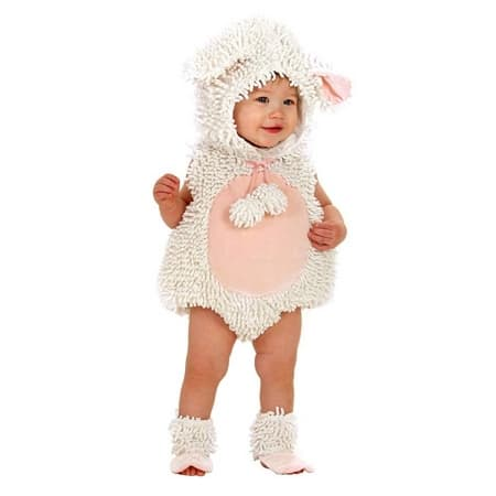 Baby Lamb Costume - MightyMoms.club