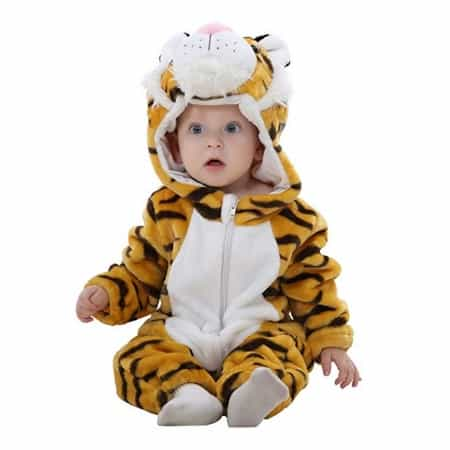 Baby Tiger Costume - MightyMoms.club