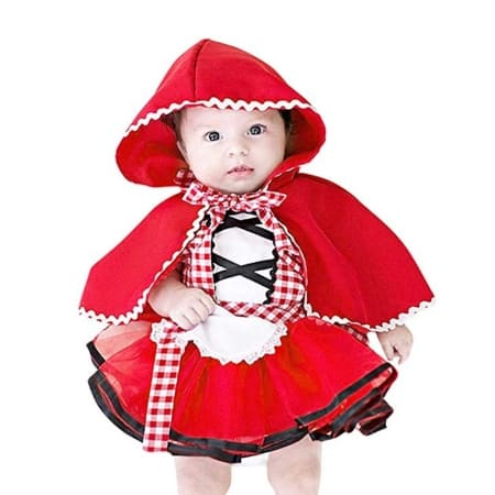 Little Red Riding Hood Baby Costumes - MightyMoms.club