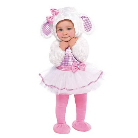 Little Lamb Baby Costume - MightyMoms.club
