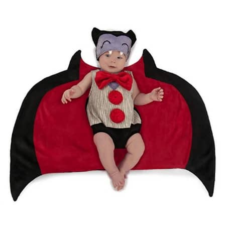 Adorable baby vampire costume - MightyMoms.club