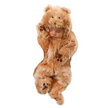 Newborn Bear Costume - MightyMoms.club