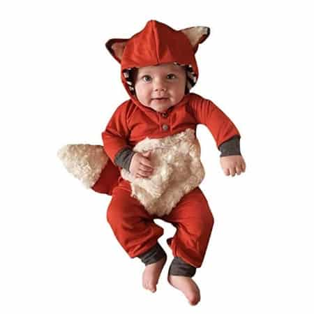 Baby Fox Costume - MightyMoms.club
