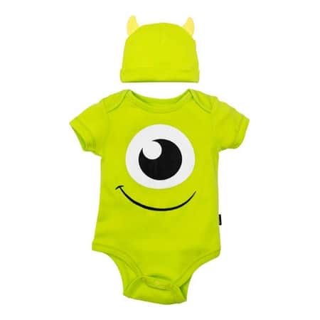 Mike Wazowski Baby Costume - MightyMoms.club