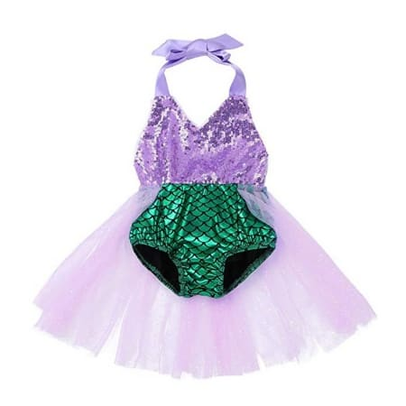Baby Mermaid Costume - MightyMoms.club
