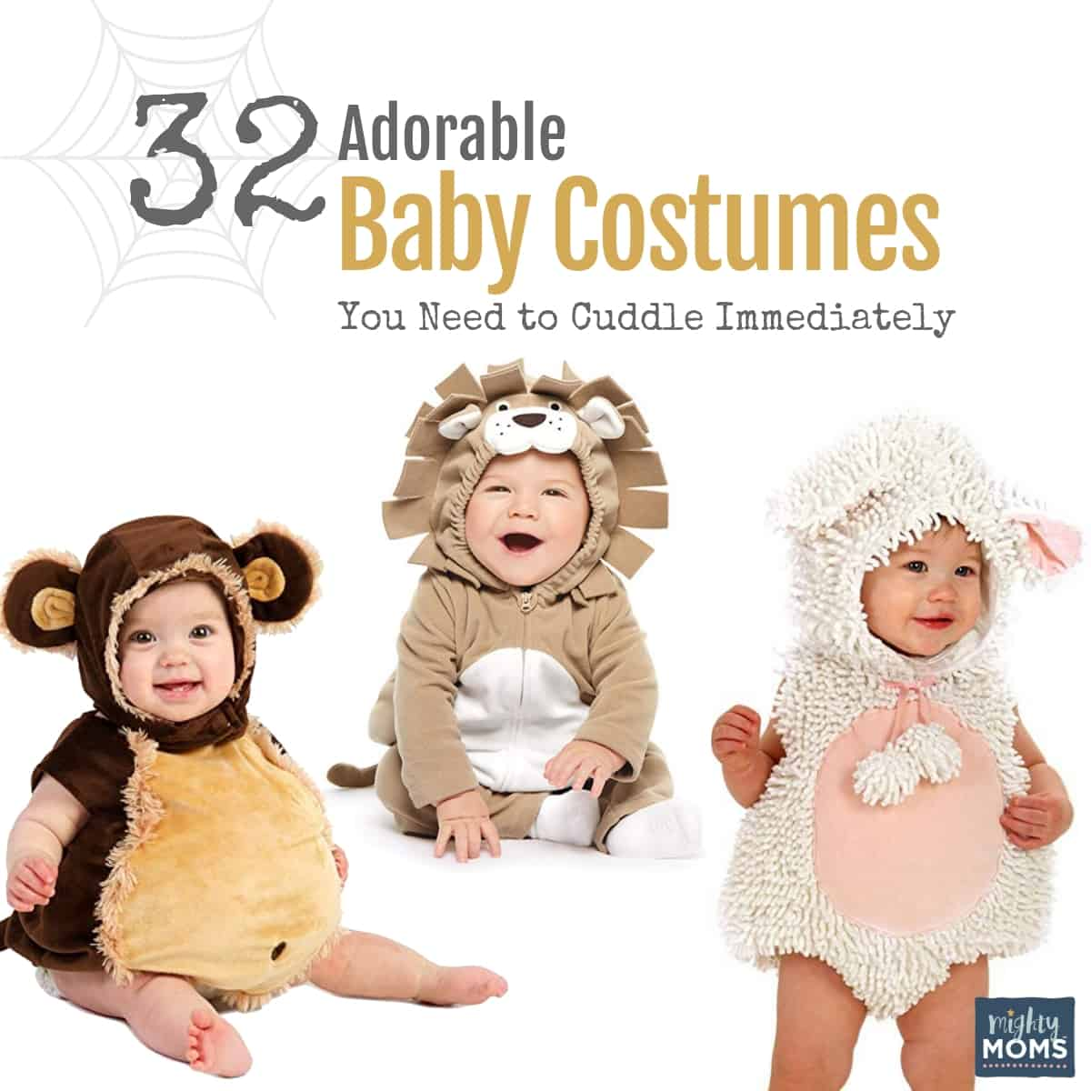 These Baby Costumes Need to be Cuddled - MightyMoms.club