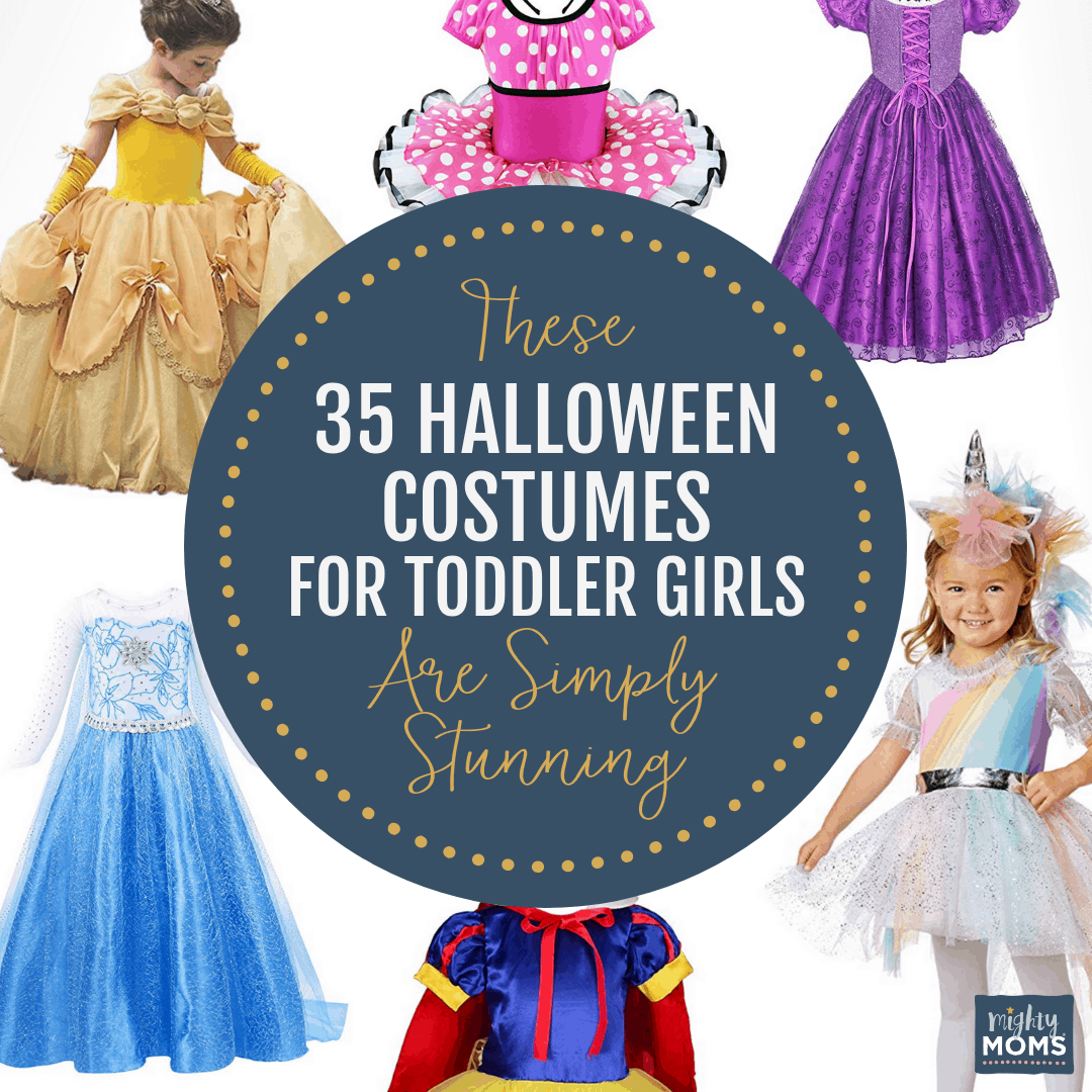 Halloween costumes for toddler girls - MightyMoms.club