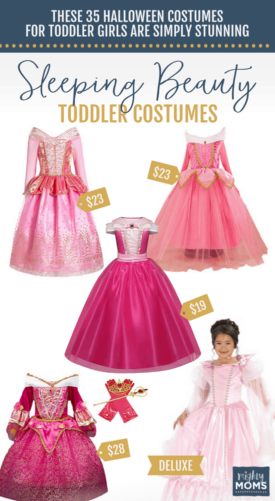 Aurora Halloween Toddler Costumes - MightyMoms.club
