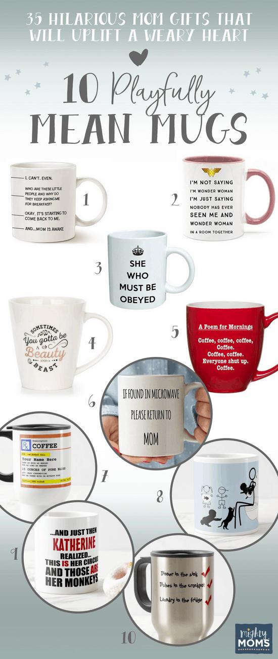 10 Mean Mug Mom Gifts - MightyMoms.club