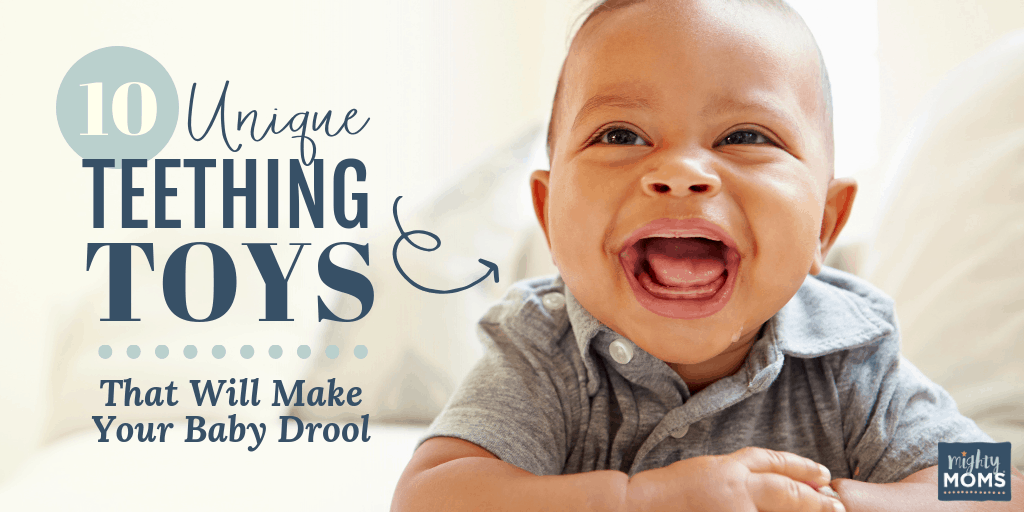 The best teething toys - MightyMoms.club