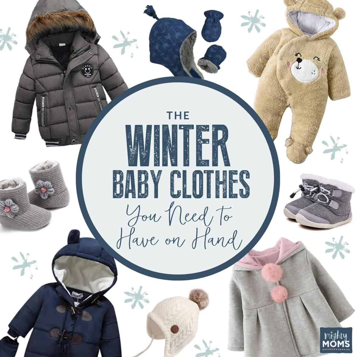 The Winter Baby Clothes You Need to Have on Hand - MightyMoms.club