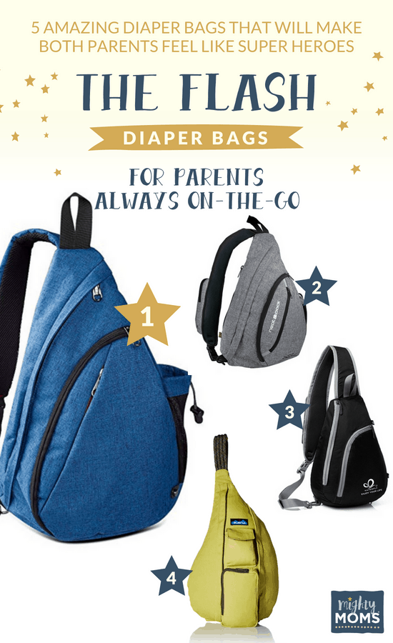 Flash Diaper Bags for Parents On-the-Go - MightyMoms.club