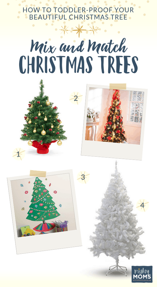 Think Outside the Christmas Tree Box - MightyMoms.club