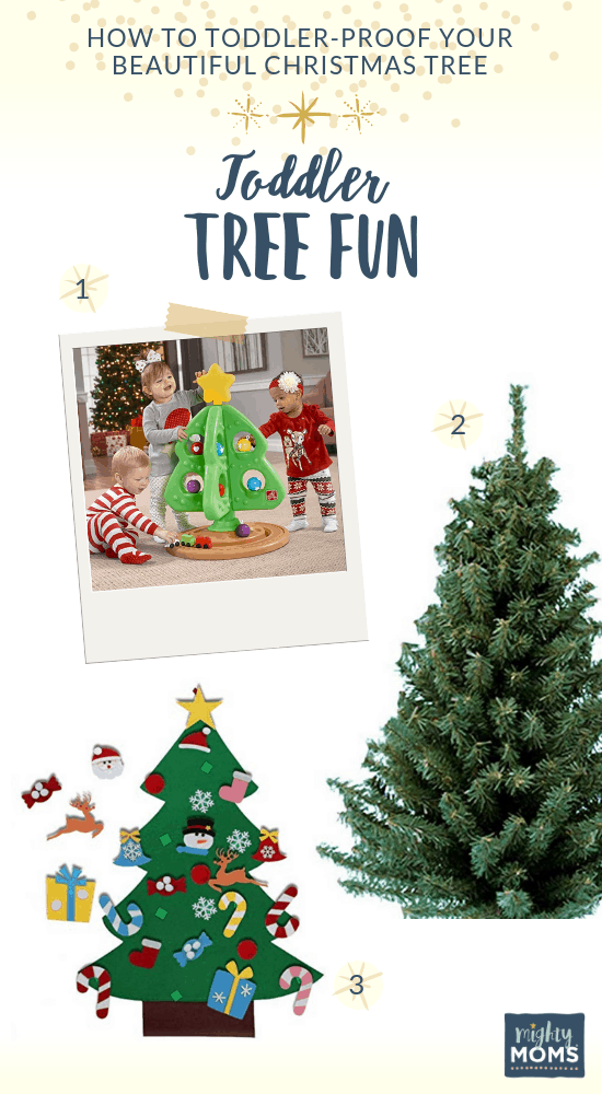 The Toddler Christmas Tree - MightyMoms.club