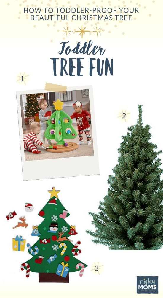 The Toddler Christmas Tree - MightyMoms.club