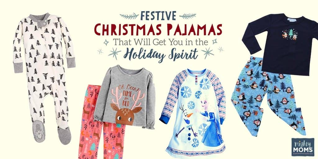 These Christmas Pajamas will boost the whole family's holiday spirit - MightyMoms.club