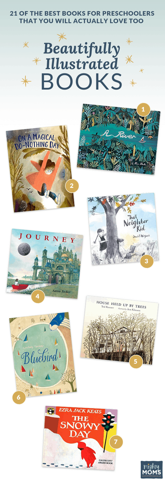 Best Preschool Books with Stunning Illustrations - MightyMoms.club